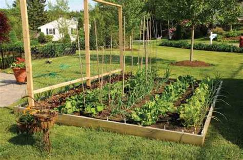 Easy Raised Garden Bed Ideas by Easy To Build Raised Bed Gardening Plans Using Reclaimed
