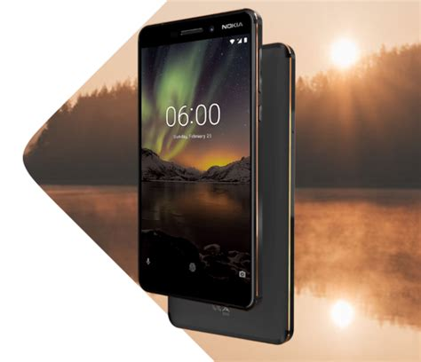When Android Launched In India by 2018 Nokia 6 Android Smartphone Launched In India
