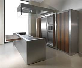 Stainless Steel Kitchen Furniture Stainless Steel Kitchen Design Ideas Liftupthyneighbor Com