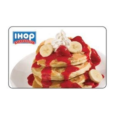 Ihop Gift Cards - hot 20 ihop gift cards for 16