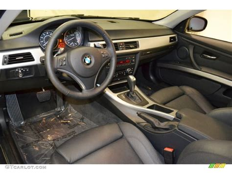 328i Interior by Black Interior 2010 Bmw 3 Series 328i Coupe Photo