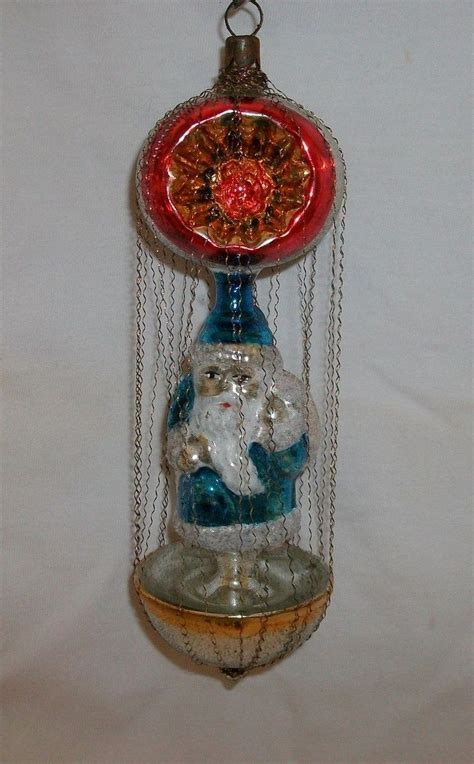 654 best images about vintage glass christmas ornaments
