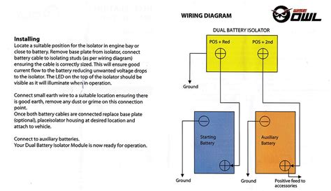 projecta dual battery monitor wiring diagram 44 wiring