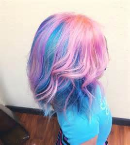 colorful hair styles 40 bright colorful hair ideas trendiest designs