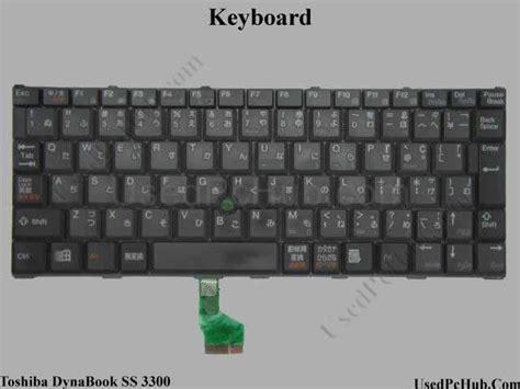 Keyboard Laptop Toshiba Dynabook Toshiba Dynabook Portege 3300ss Keyboard Ue2004p01 Ue2004p21