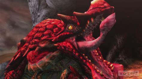 monster hunter  ultimates  enemies include volvidon  lagombi vg
