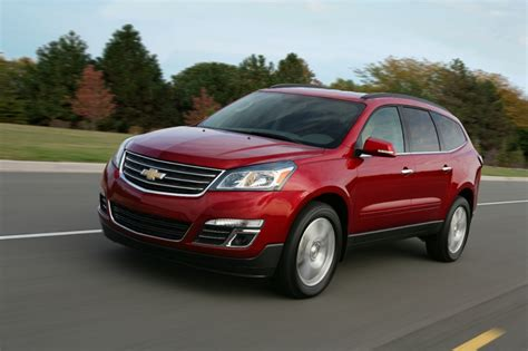 Tom Gill Chevrolet by Used Chevrolet Traverse Crossovers At Tom Gill Chevrolet