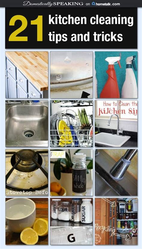 kitchen cleaning tips 17 best images about clean with myop on pinterest towels