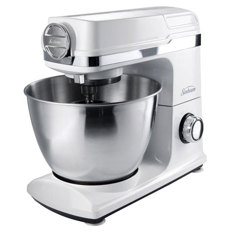 sunbeam kitchen appliances sunbeam 174 mixmaster 174 planetary stand mixer white