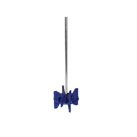 home depot paint stirrer warner 9 1 2 in plastic paint mixer 192500 the home depot