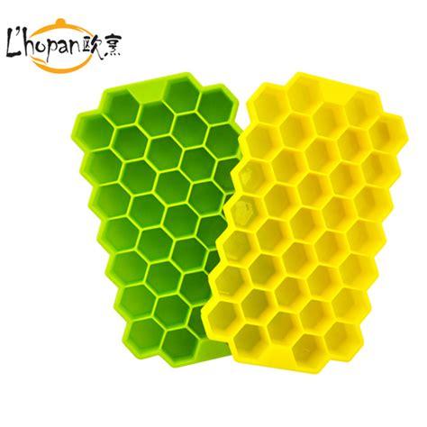 honeycomb pattern font siliconen ijsbakje promotie winkel voor promoties