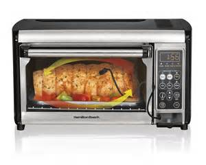 Bread Toaster Walmart Amazon Com Hamilton Beach 31230 Set Amp Forget Toaster Oven