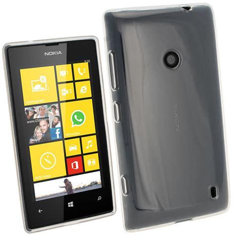 nokia windows phone cover glossy tpu gel skin cover for nokia lumia 520 windows