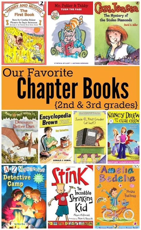 10 images about best early chapter books on