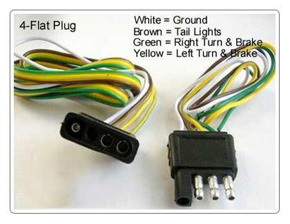 4 way trailer wiring diagram efcaviation