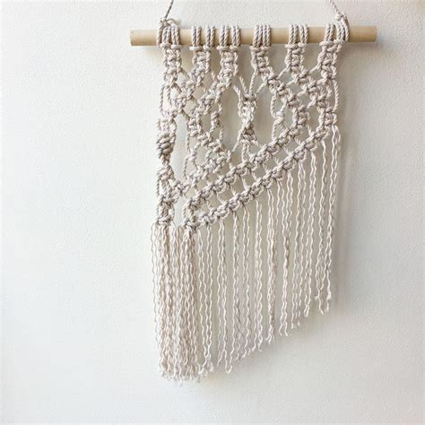 Macrame Patterns Wall Hanging - macrame wall hanging workshop craft company