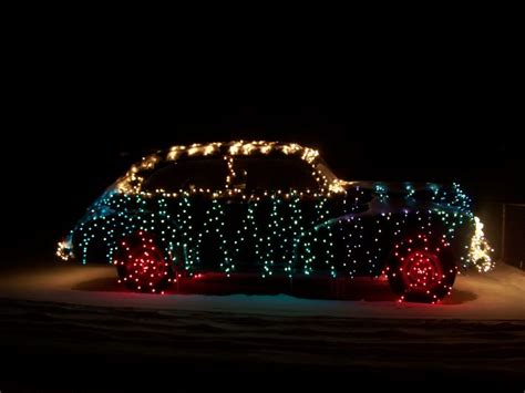jingle all the way best holiday decorated cars on mycarid