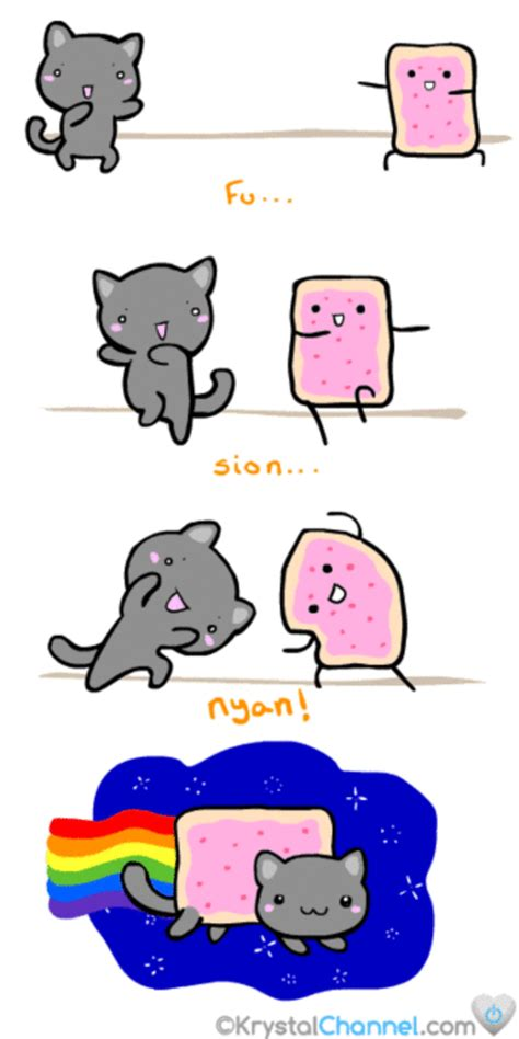 Nyan Cat Know Your Meme - image 181048 nyan cat pop tart cat know your meme