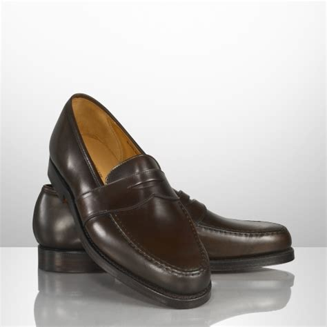 ralph marlow loafer ralph marlow loafer in brown for lyst
