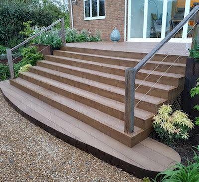 composite decking london composite timber acacia gardens