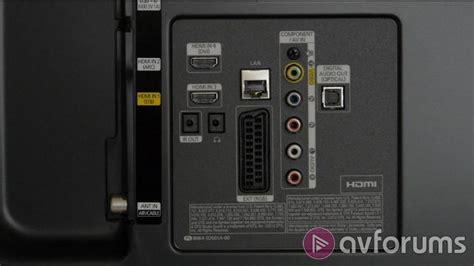 Tv Led Samsung H6400 samsung ue55h6400 h6400 3d led lcd tv review avforums