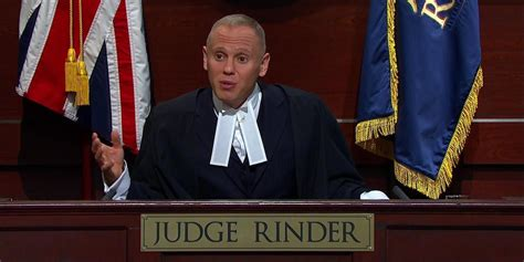 Judge Rinder Latest Celebrity To Be Confirmed For Strictly | judge rinder latest celebrity to be confirmed for strictly