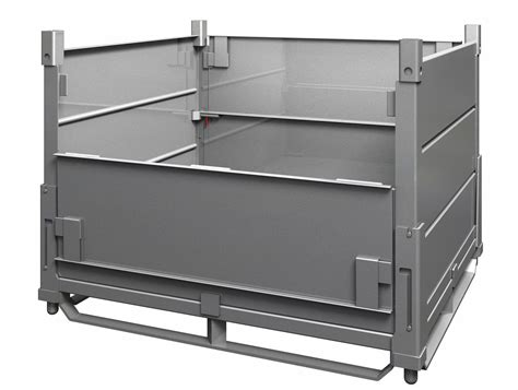 steel storage containers prices collapsible steel containers steel storage containers
