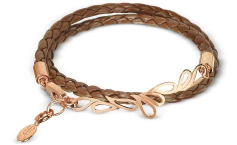 Bangle Korea Plated Gold Leather Kb27739 Zabu sho chocolate mari fiendship gold plated leather bracelet at forzieri