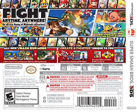 Smash Bros 3ds smash bros nintendo 3ds import it all