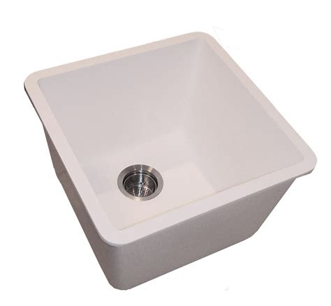 kitchen utility sink utility kitchen sink winter white gemstone part