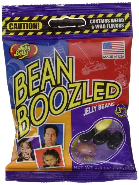 Bean Boozled Bungkus 1 jelly belly 4th edition beanboozled jelly beans spinner gift box 3 5 oz grocery