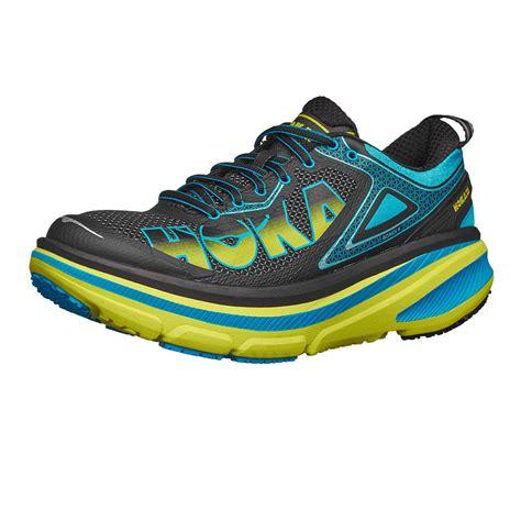 hoka running shoe hoka bondi 4 running shoes 45 sportsshoes