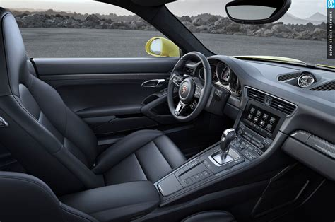 porsche 2017 interior 2017 porsche 911 turbo defies physics but not dreams