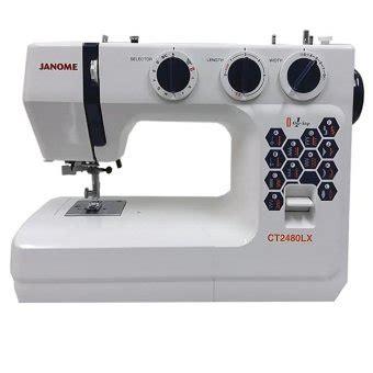 Harga Mesin Jahit Janome L 395f mesin jahit portable harga mesin jahit bordir update