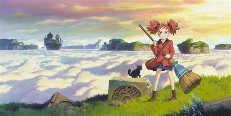 filme schauen mary and the witch s flower movie review mary and the witch s flower is