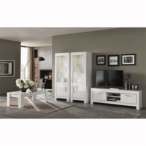 white gloss living room furniture sets lorenz living room set in white high gloss and led lighting