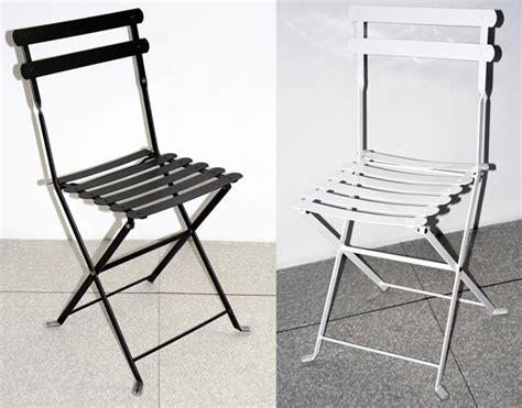 sedie pieghevoli da giardino sedia pieghevole da giardino in acciaio lario e