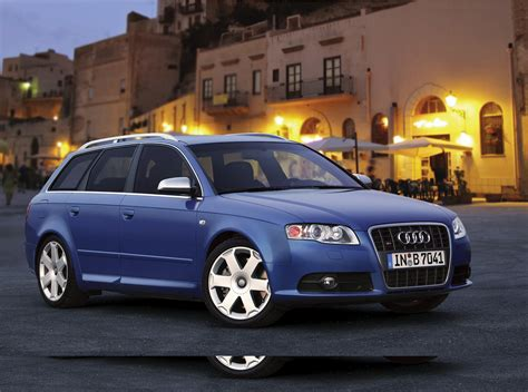 Audi S4 Top Speed by 2006 Audi S4 Wagon Review Top Speed
