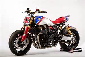 The Honda The Honda Cb1100 Tr Concept Gives A Nod Towards Europe S