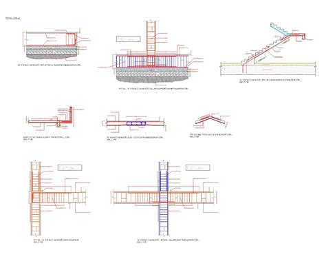 structural design of a house complete structural design drawings of a reinforced concrete house sale loversiq