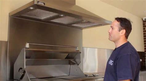 How To Make An Kitchen Island bbq rangehood commercial canopy outdoor range hood