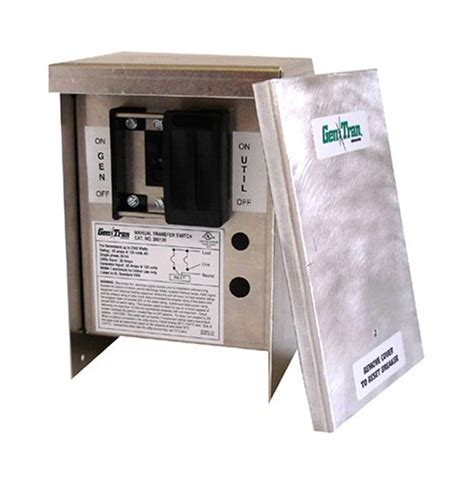 sale gentran r300230 one circuit outdoor generator