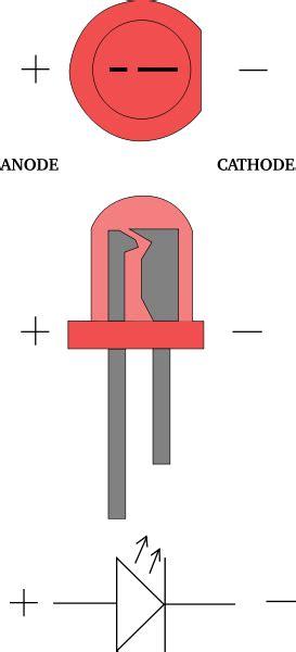 resistor led positivo ou negativo rappels d 233 lectronique l atelier de sen tabesi
