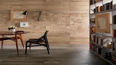 Incroyable Parquet Salon Salle A Manger #5: revêtement-mural-idée-originale-parquet-flottant-salon.jpg