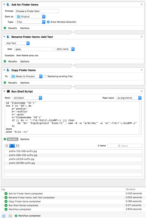 automator workflow finder automator not supplied with the required
