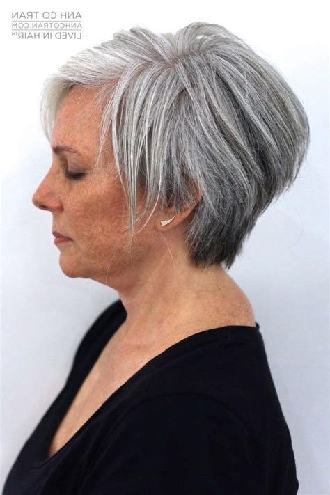 best 25 short grey haircuts ideas on pinterest grey 20 best of short haircuts with gray hair