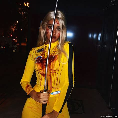 Sexy Kill Bill Costume