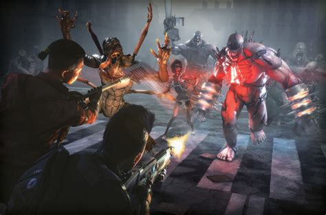 killing floor 2 s zed horde rages for xbox one nothing but geek