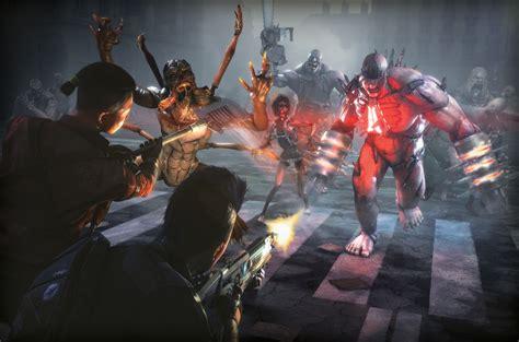 killing floor 2 s zed horde rages for xbox one