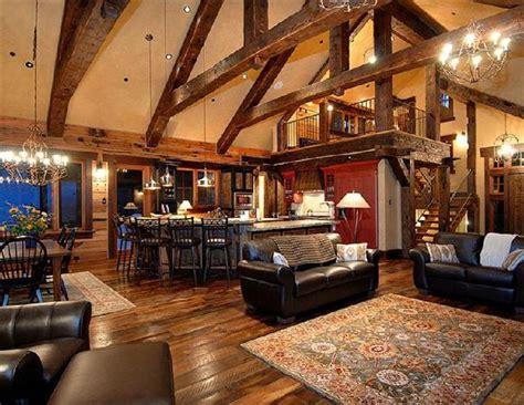 rustic open floor plan love  size  location